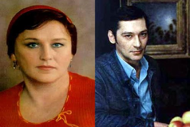 Нонна Мордюкова, Вячеслав Тихонов, фото, история любви