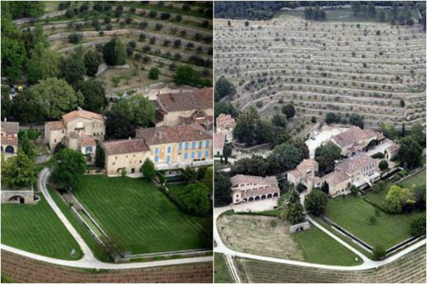 Дом Бреда Питта и Анджелины Джоли