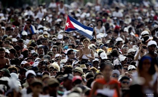 Концерт мира в Гаване