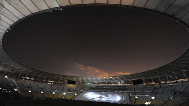Стадион, в котором выступала группа A-ha