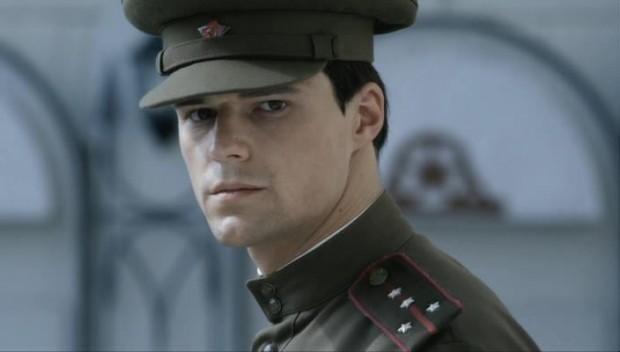 Данила Козловский военный