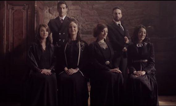 Группа «Genealogy» от Армении