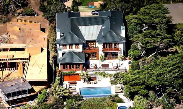 Дом Синди Кроуфорд
