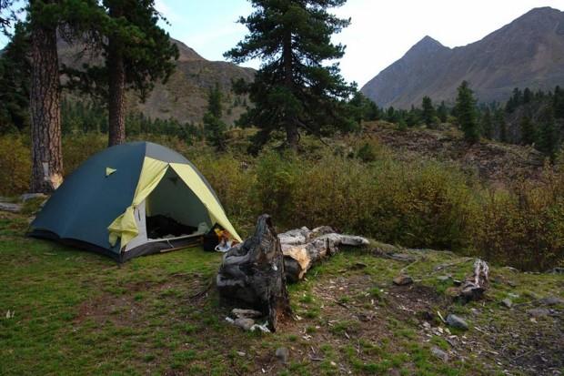 Палатка для летнего похода