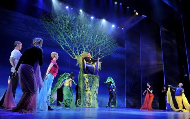 Фото театральной постановки