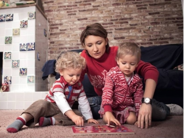 Арбенина и ее дети