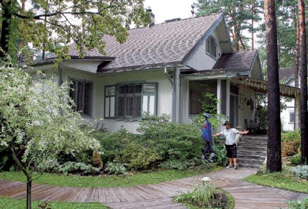Дом Михаила Задорнова