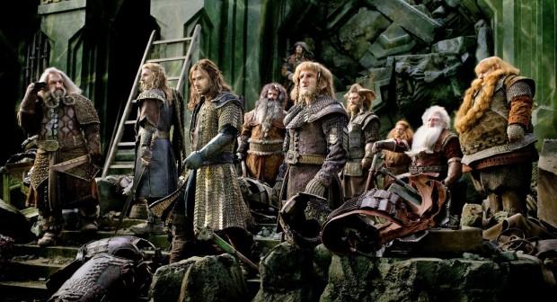 Хоббит Битва Пяти Воинств кадр из фильма