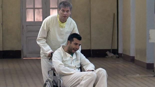 Сергей Светлаков и Иван Ургант - одни из самых известных актёров России