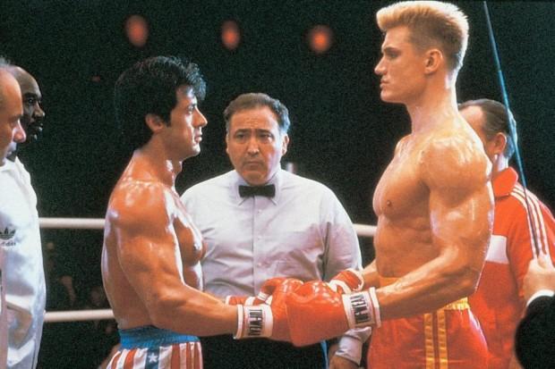 Сильвестр на боксёрском ринге
