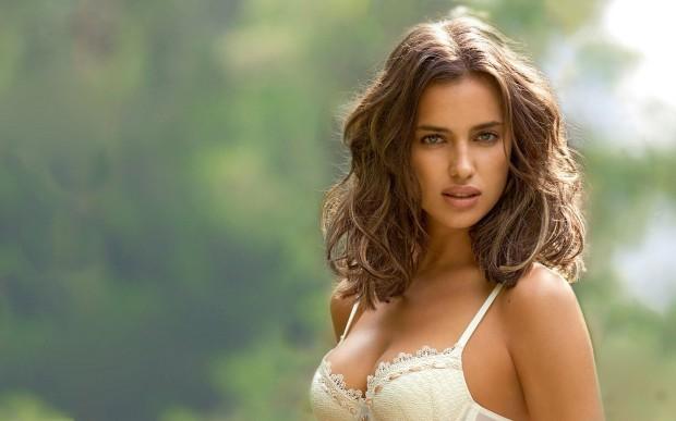 Ирина Шейк - одна из самых популярных моделей