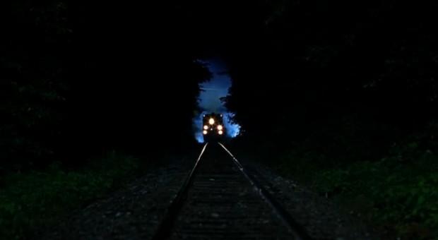 Поезд, который и не пытался тормозить