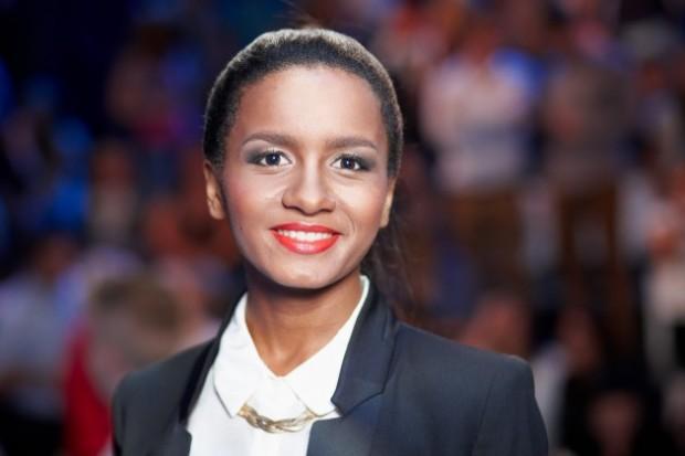 Представительница Латвии Амината Саваого