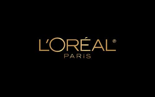 Логотип французкой косметики от компании L'Oreal