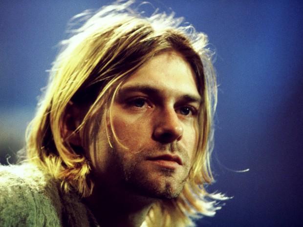 Курт Кобейн - лицо Nirvana