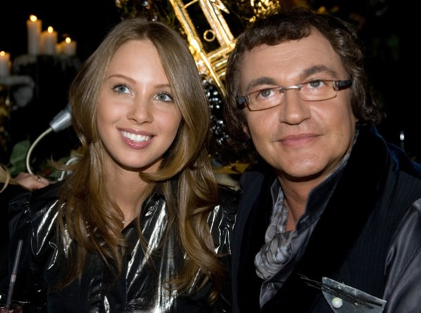 Дмитрий Дибров, сын, ведущий, родился, Дибров с женой