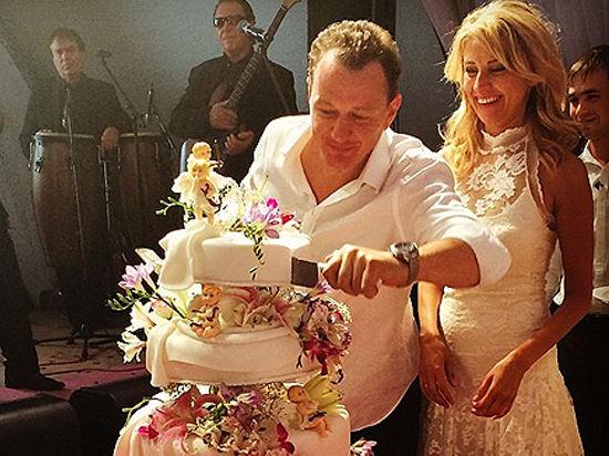 Фото со свадьбы Екатерины Архаровой и Марата Башарова