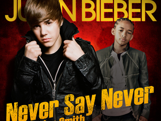 Промо к фильму Never say never