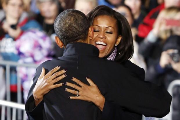 Мишель Обама, юбилей, день рождения, Барак Обама, президент