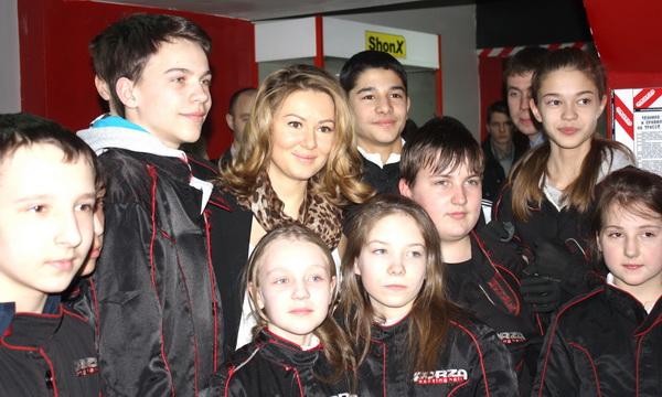 Мария Кожевникова, Формула автоспорта России, картинги, благотворительность, фото