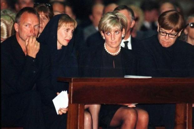 Похороны Джанни Версаче