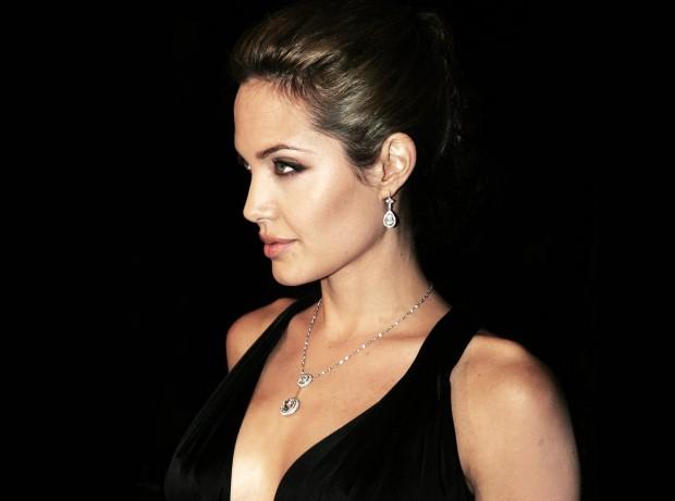 Красавица и отличная актриса