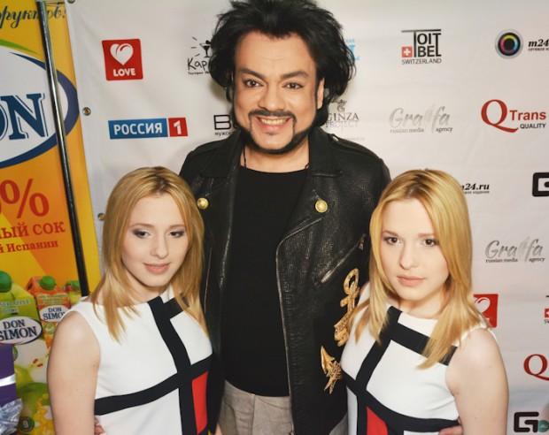 Киркоров на Евровидении-2014