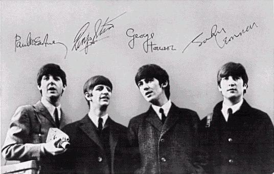 The Beatles, праздник, Джон Леннон, Пол Маккартни, Ринго Старр, звезды