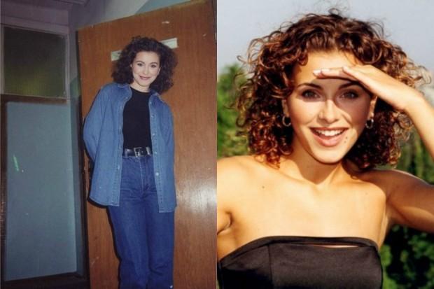 Ани Лорак в 90-х годах