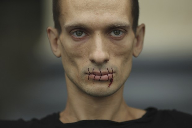 Протест Павленского