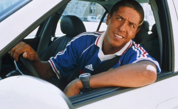 Сами Насери - таксист Даниэль