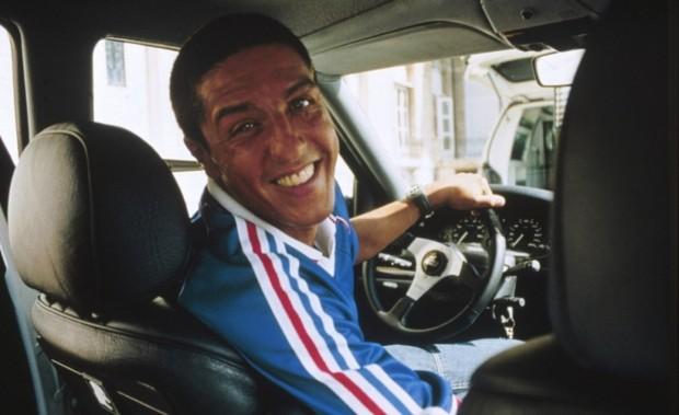 Сам Насери в роли таксиста Даниэля