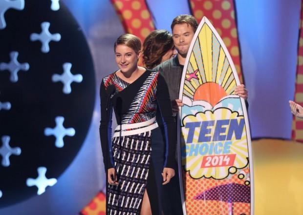 Шейлин Вудли на Teen Choice Awards