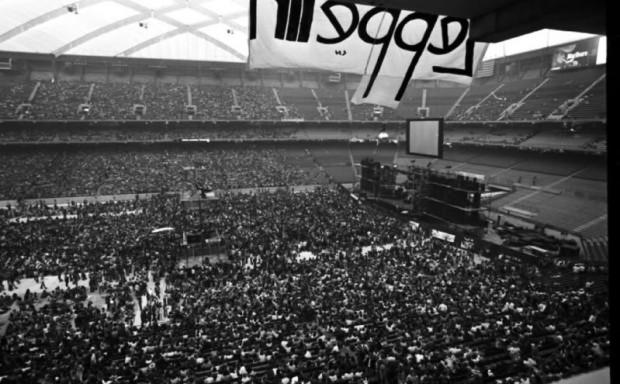Концерт группы Led Zeppelin