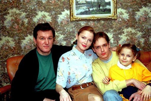 Лариса Вербицкая, семья, фото, вегетарианка