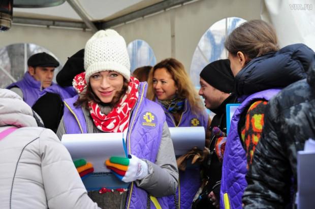 Алена Хмельницкая также поддержала акцию