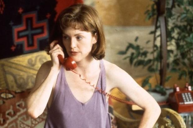 В начале кинокарьеры Джулианна носила каре