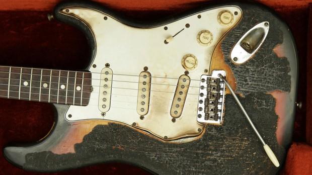 Stratocaster Джимми Хендрикса