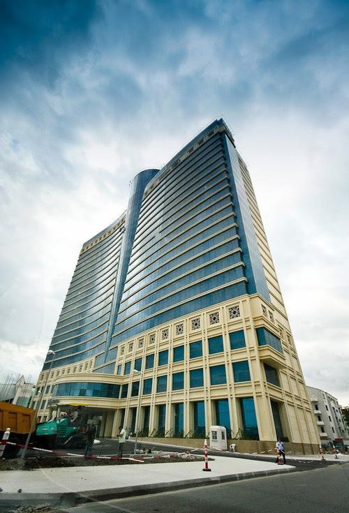 Гостиница Hilton Baku