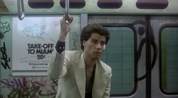 Кадр из фильма «Лихорадка субботнего вечера».