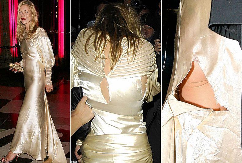 Сонник порезанное платье