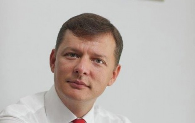 Олег Ляшко - лидер Радикальной партии