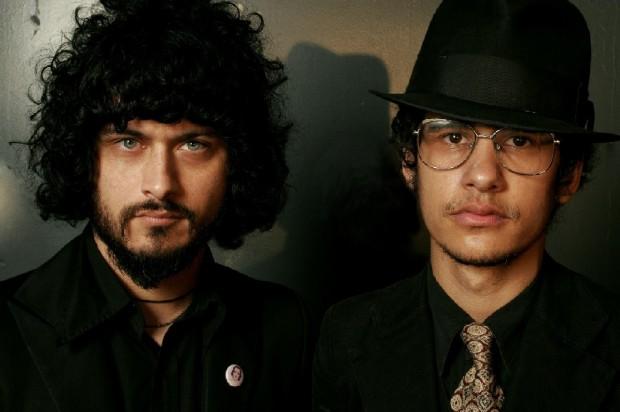 Представители группы  The Mars Volta