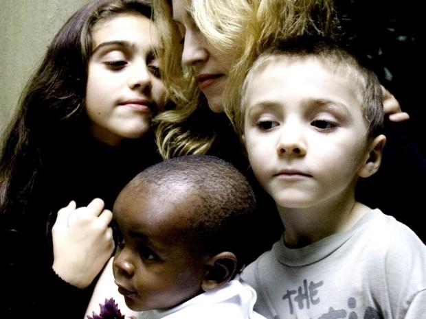 Мадонна и ее дети