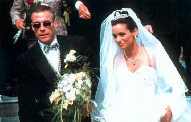 Свадьба Жан-Клода и Дарси
