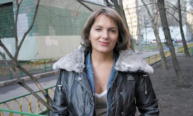 Мария Поршина