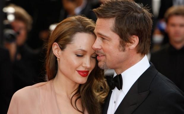 Брэд и Анджелина. Дождемся ли мы когда-то их свадьбы?