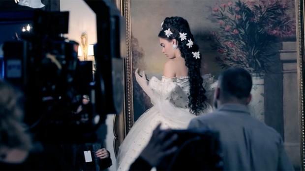 Съемки Реинкарнации Шанель