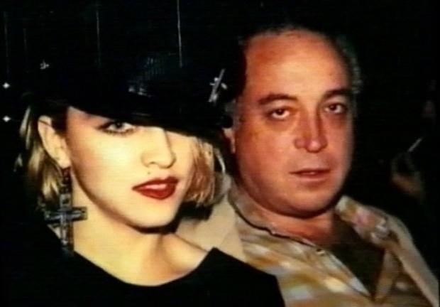 Марк Кейминс и Мадонна