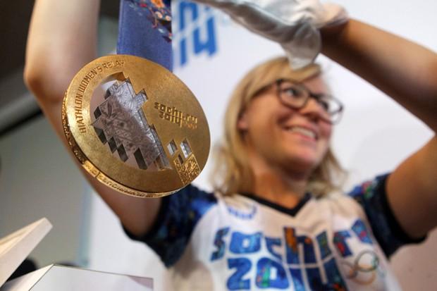 Медали Паралимпиады